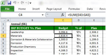 excel-project